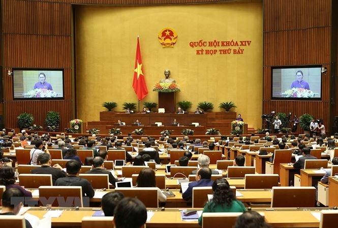 Hôm nay 14/6: Quốc hội sẽ thông qua nhiều luật và nghị quyết
