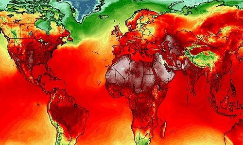 Hàng loạt khu vực trên thế giới chìm trong nắng nóng kỷ lục: Chuyên gia thời tiết nói gì?