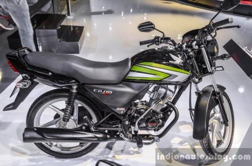 Honda Motor CD 110 ra mắt ở Ấn Độ với giá chỉ 16,2 triệu đồng