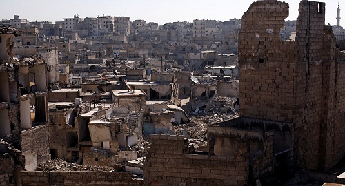Israel tiến hành không kích bằng tên lửa nhằm vào khu vực gần Aleppo của Syria
