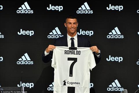 Mourinho: Ronaldo đến Juve là một thương vụ hoàn hảo