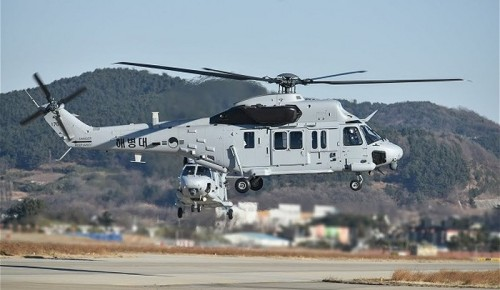 Hàn Quốc: Rơi trực thăng quân sự, 5 thủy quân lục chiến thiệt mạng