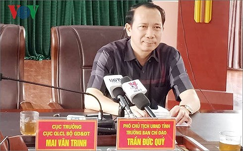 Lãnh đạo Hà Giang nói gì về nghi vấn con em lãnh đạo được nâng 'khống' điểm thi THPT Quốc gia?