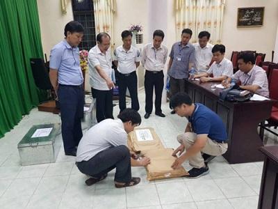 Điểm thực của con Bí thư Hà Giang và các quan chức tỉnh sau khi chấm thẩm định là bao nhiêu?