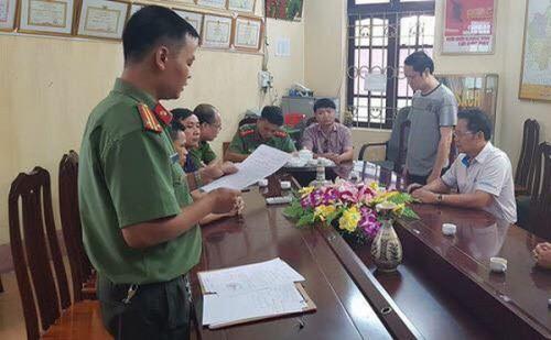 Thông tin mới vụ nâng điểm thi THPT Quốc gia gây chấn động ở Hà Giang