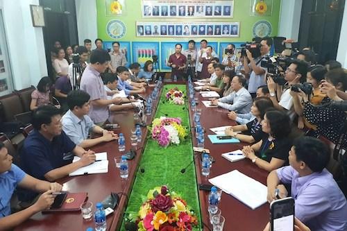 Công bố kết luận điểm thi bất thường của 35 cảnh sát cơ động tại Lạng Sơn