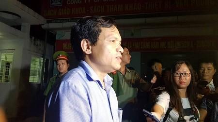 Cục trưởng Cục Quản lý chất lượng, Bộ GD&ĐT: Có dấu hiệu sửa điểm của thí sinh ở Sơn La