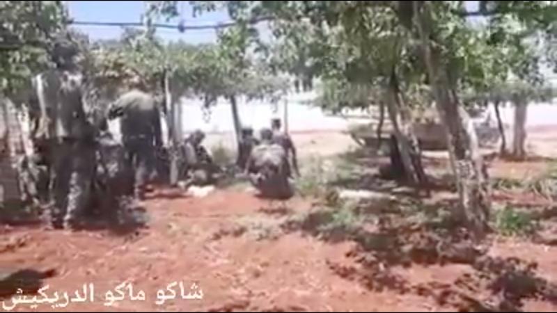 3 tướng Syria tử trận vì trúng đạn pháo của phiến quân