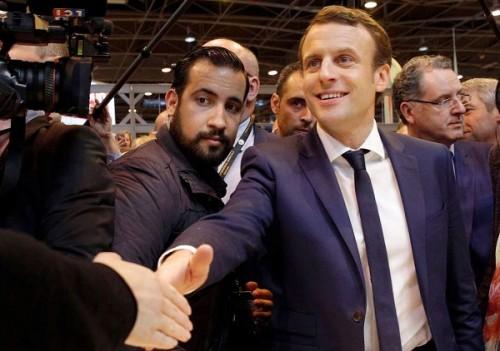 Vụ vệ sĩ hành hung người biểu tình: Văn phòng tổng thống Pháp tiến hành tái cơ cấu
