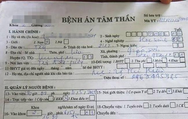 phat hien duong day chay benh an tam than cho toi pham o ha noi bat tam giam 2 nhan vien bv tam than