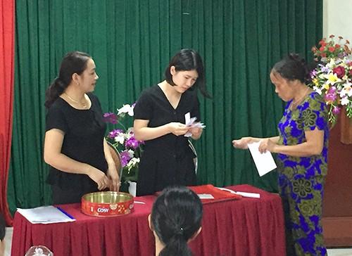 Thiếu giáo viên, phụ huynh Hà Tĩnh phải bốc thăm chọn trường mầm non cho con