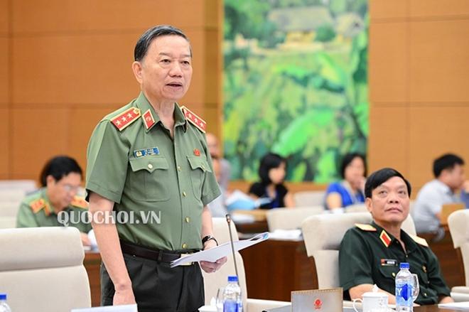 Bộ trưởng Tô Lâm: Vụ Vũ Nhôm là 'bài học xương máu' trong quản lý cán bộ