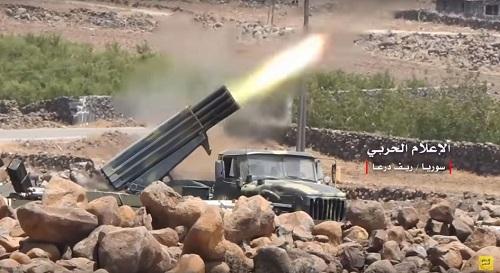 Quân đội chính phủ Syria tăng cường tiêu diệt phiến quân ở Idlib