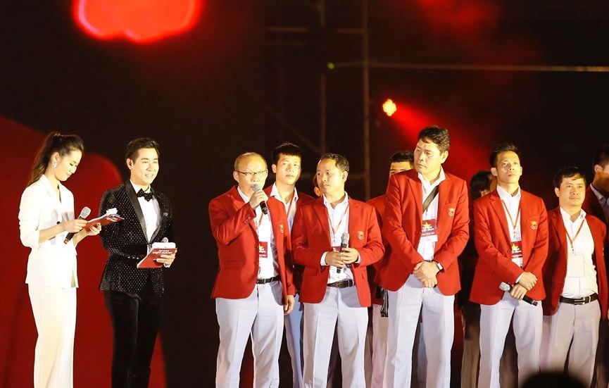 Lễ vinh danh đoàn Thể thao Việt Nam đạt thành tích tại ASIAD 2018