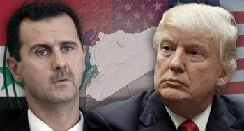tong thong my donald trump len tieng bac bo thong tin rang ong muon am sat tong thong syria