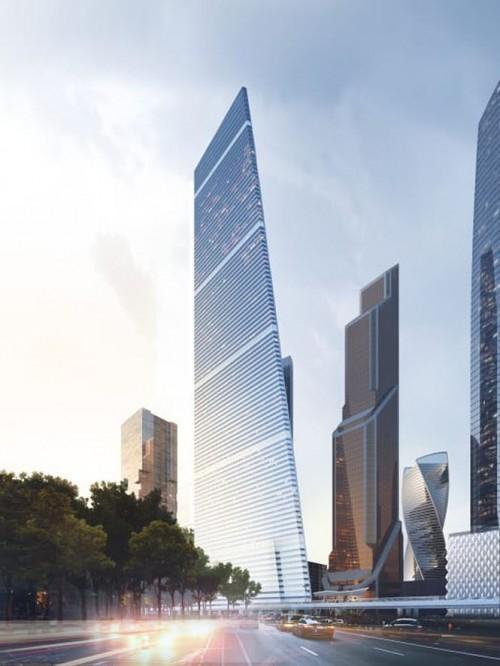 Nga sắp có toà nhà 'siêu mỏng' cao 404m
