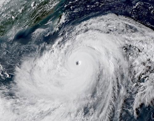 Siêu bão mạnh khủng khiếp như Mangkhut sẽ xuất hiện với tần suất dày đặc hơn do biến đổi khí hậu