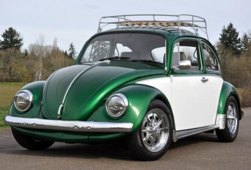 """Volkswagen sẽ ngừng chế tạo mẫu xe """"con bọ"""" thế hệ thứ ba"""