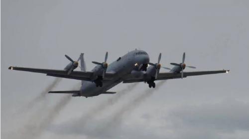 Máy bay quân sự Nga chở 14 quân nhân 'biến mất' khỏi hệ thống radar khi làm nhiệm vụ gần căn cứ ở Syria
