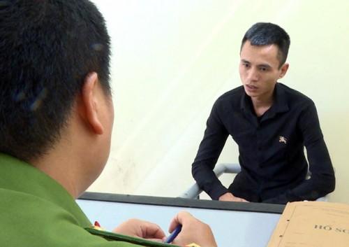 3 nghi phạm đi ôtô cướp tiệm vàng ở Sơn La khai gì ở cơ quan công an?