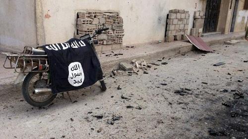 IS tuyên bố đã phá hủy một căn cứ quân sự, sát hại 3 lính Mỹ ở khu vực gần biên giới Syria