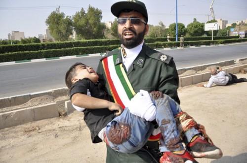 Iran bắt giữ 22 đối tượng liên quan tới vụ xả súng đẫm máu tại lễ diễu binh