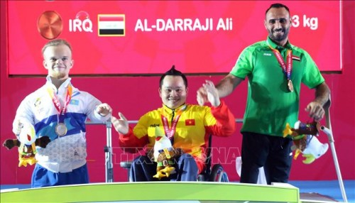 asian para games 2018 doan viet nam co hcv thu 2