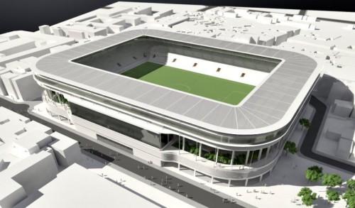 Hà Nội muốn chi hơn 6.000 tỷ đồng xây mới sân Hàng Đẫy phục vụ SEA Games 31
