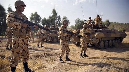 14 binh sĩ biên phòng Iran bị nhóm khủng bố bắt cóc ở khu vực biên giới với Pakistan