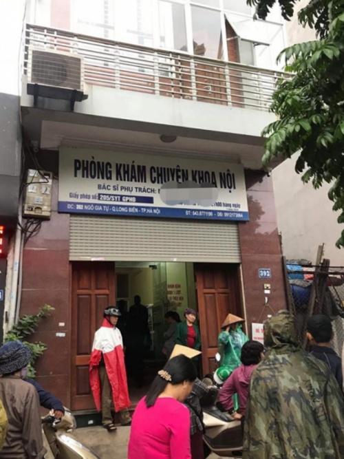 Vụ bé 22 tháng tử vong ở phòng khám tư: Chủ tịch Hà Nội yêu cầu làm rõ