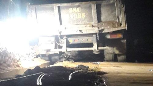 Hà Tĩnh: Tai nạn giao thông, nữ sinh lớp 10 tử vong dưới gầm xe tải