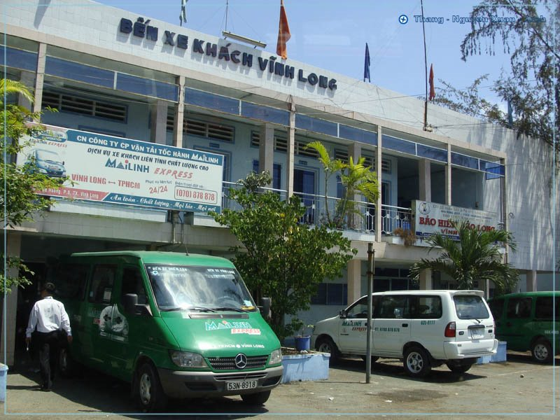 Chuyển Bến xe khách Vĩnh Long thành công ty cổ phần
