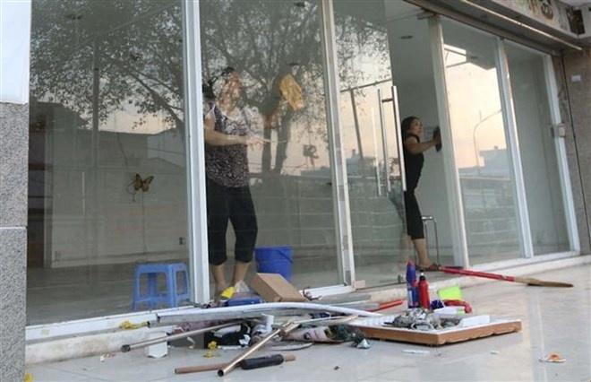 TPHCM: Hơn 700 hộ gia đình đã về nơi ở sau vụ cháy chung cư Carina Plaza
