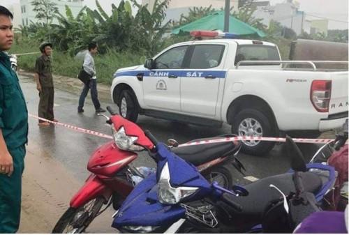 Đã xác định được nghi phạm sát hại tài xế GrabBike, cướp xe ở TP. Hồ Chí Minh
