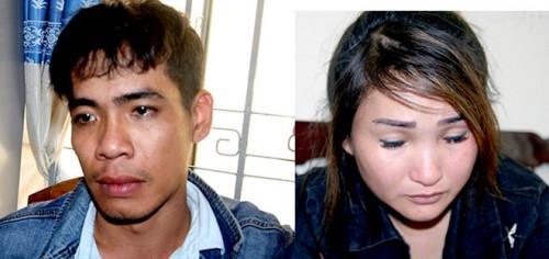 Khánh Hòa: Cặp vợ chồng mang gần 3 kg ma túy đá đi tiêu thụ
