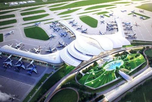 Đề xuất chuyển 85% chuyến bay quốc tế và 12% chuyến bay nội địa của Vietnam Airlines ra sân bay Long Thành