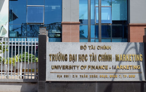 Đại học Tài chính - Marketing TPHCM quyết định đình chỉ học tập một năm đối với 117 sinh viên do xếp loại rèn luyện kém