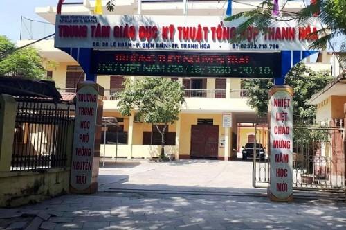 Vụ 7 học sinh bị đình chỉ học tập vì xúc phạm thầy cô trên Facebook: Sở GD&ĐT Thanh Hóa yêu cầu thu hồi quyết định kỷ luật