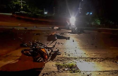 Quảng Nam: Tai nạn giao thông nghiêm trọng, 3 thanh niên tử vong