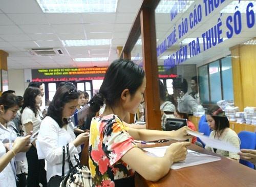 Cục Thuế TP Hà Nội công khai 125 đơn vị nợ thuế