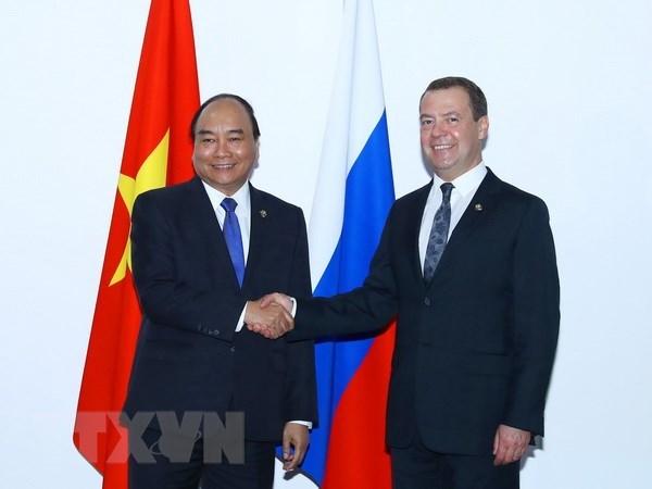 Quan hệ Việt Nam - Nga tiếp tục phát triển thực chất, bền vững