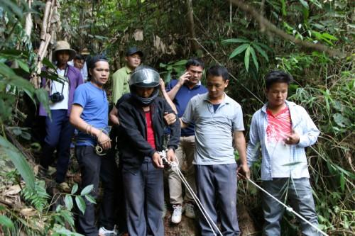 Lai Châu: Lời khai của 2 nghi phạm sát hại nam kế toán bưu điện
