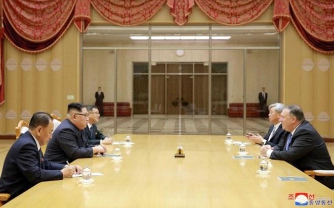 Quan chức cấp cao CIA bí mật tới Hàn Quốc hội đàm với quan chức Triều Tiên