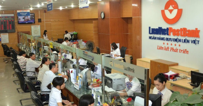 LienVietPostBank chốt ngày trả cổ tức năm 2017 và chào bán cổ phiếu