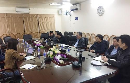 Thanh tra Sở GTVT Hà Nội mở họp báo thông tin việc 6 cán bộ, nhân viên bị công an mời lên làm việc