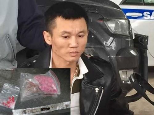 Quảng Trị: Bắt giữ một đối tượng tàng trữ ma túy và vũ khí nóng