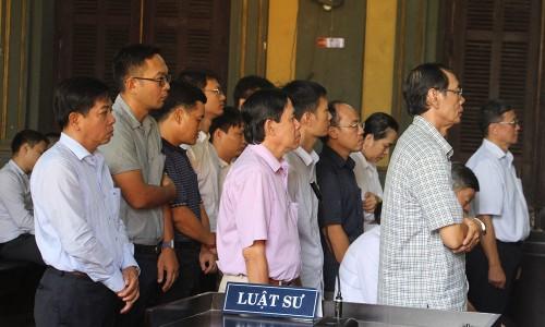 Cựu Chủ tịch Ngân hàng MHB Huỳnh Nam Dũng kháng cáo sau khi bị tuyên phạt 13 năm tù