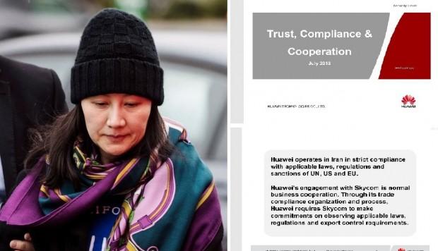 Giới chức Mỹ nêu quan điểm buộc tội giám đốc tài chính Huawei