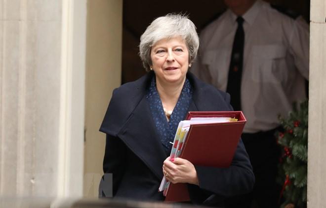 Thủ tướng Anh tuyên bố thời gian bỏ phiếu về Brexit trong quốc hội