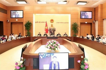 nghi quyet dieu chinh chuong trinh xay dung luat phap lenh nam 2019